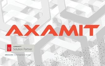 Axamit has earned Adobe Experience Manager Specialization status in the EMEA