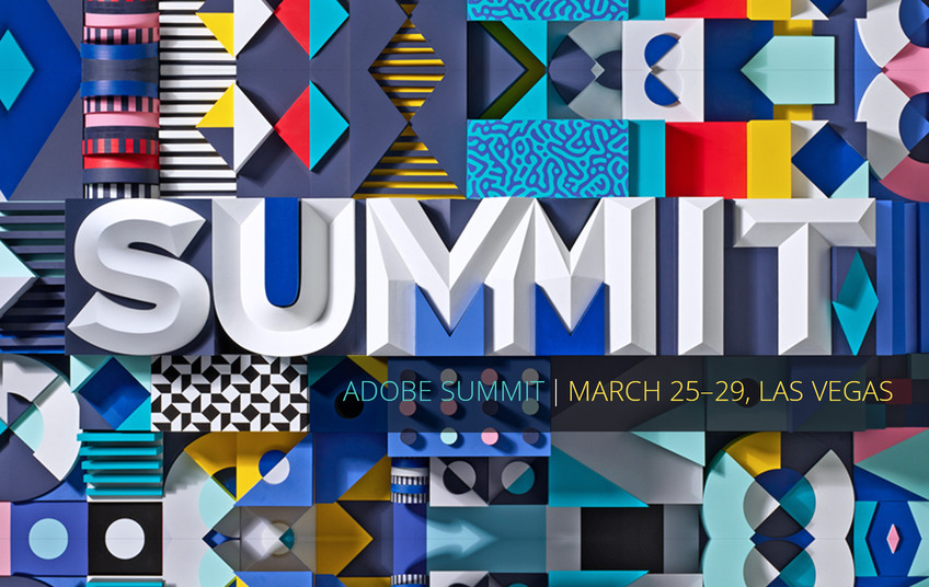 Adobe Summit 2018 – Make Experience Your Business