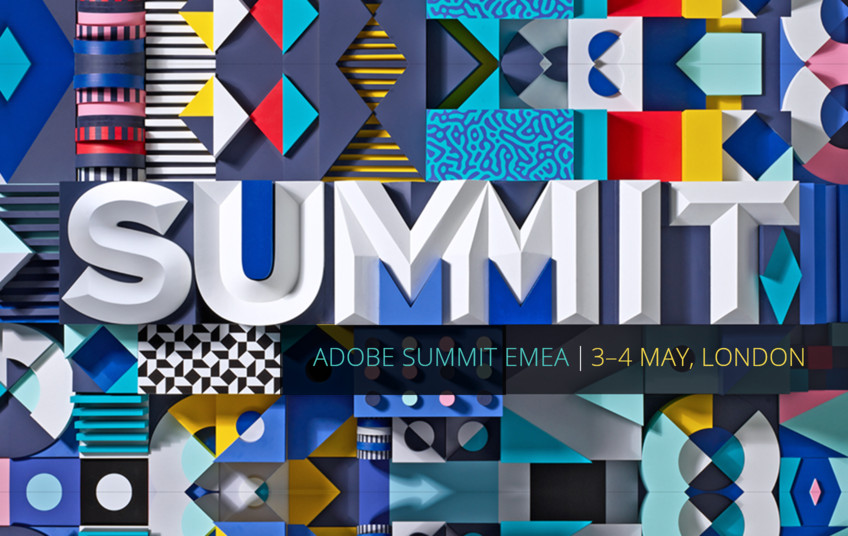 Adobe Summit EMEA - Взаимодействуем с пользователем по-новому!